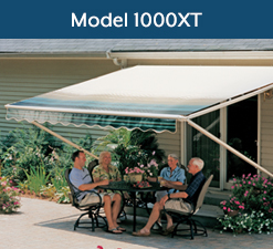 SunSetter 1000XT and 900XT Manual Awnings