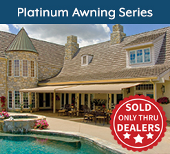Platinum Series Awnings